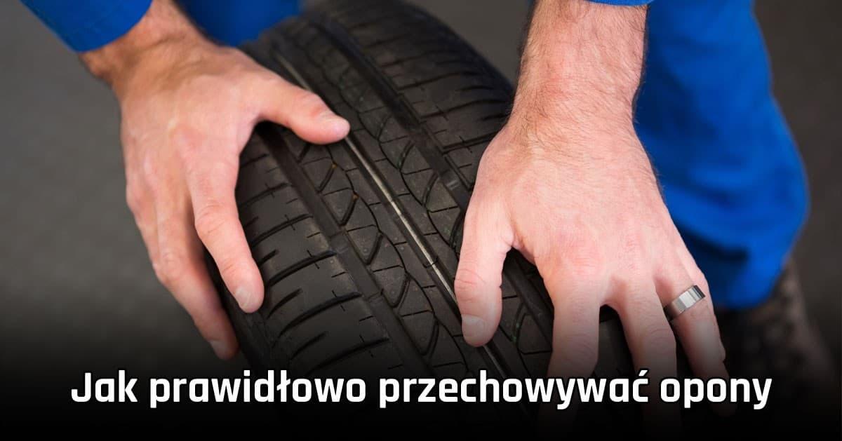 DomPelenPomyslow.pl Jak prawidłowo przechowywać opony samochodowe?