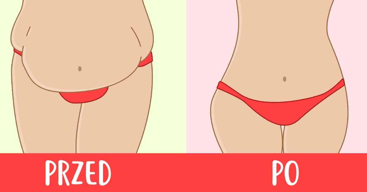 Rób to przez 6 minut dziennie każdego dnia i zyskaj wymarzony brzuch!