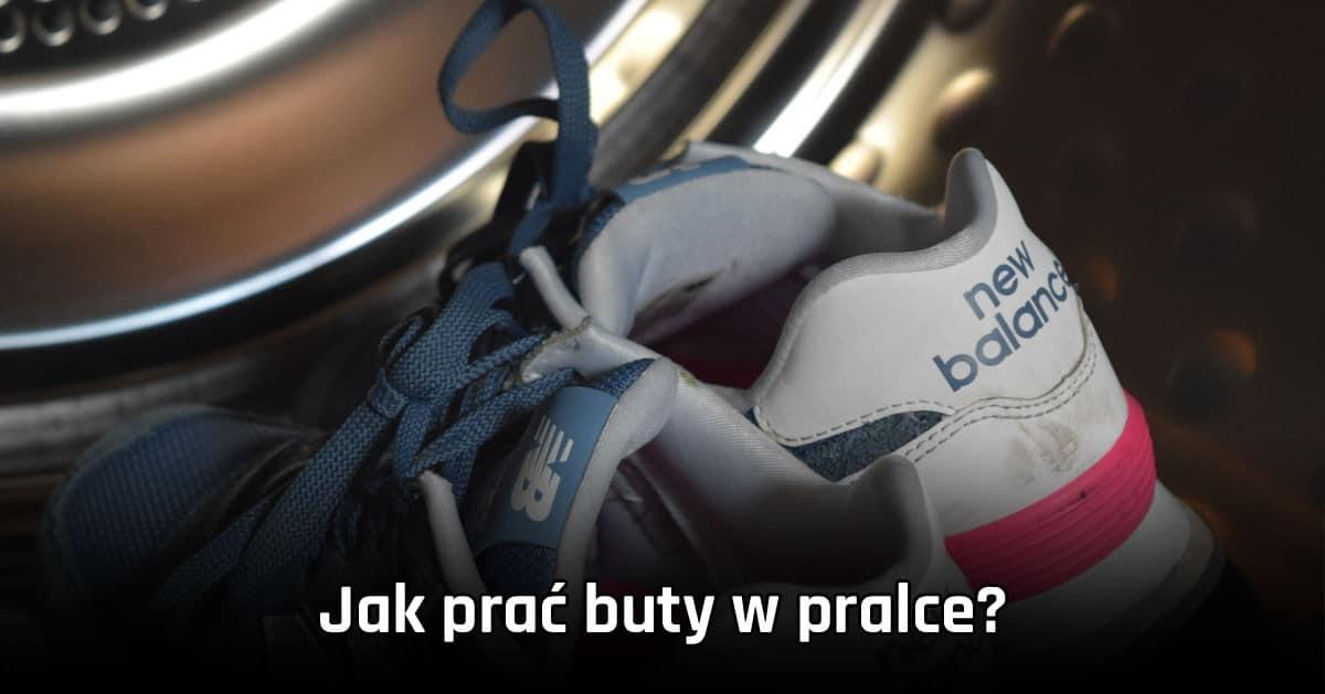 Jak wyprać buty w pralce? Poradnik krok po kroku!