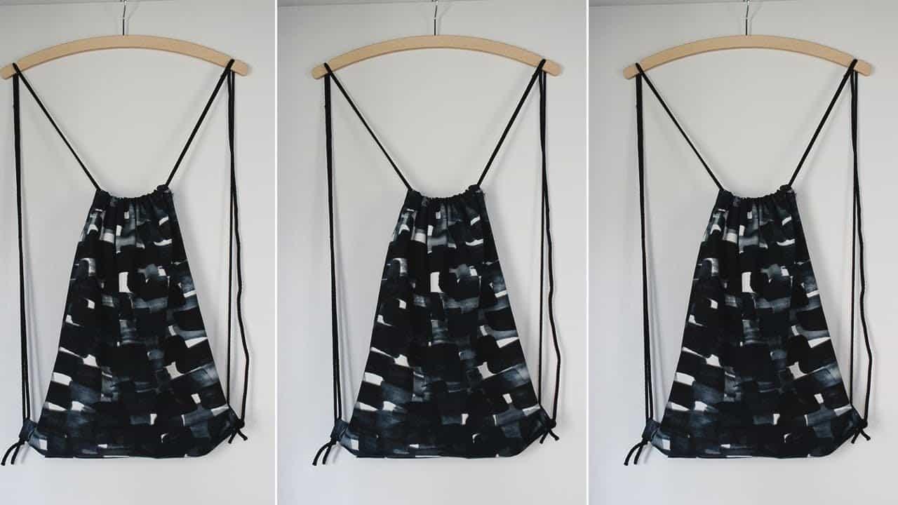 Jak uszyć plecak worek