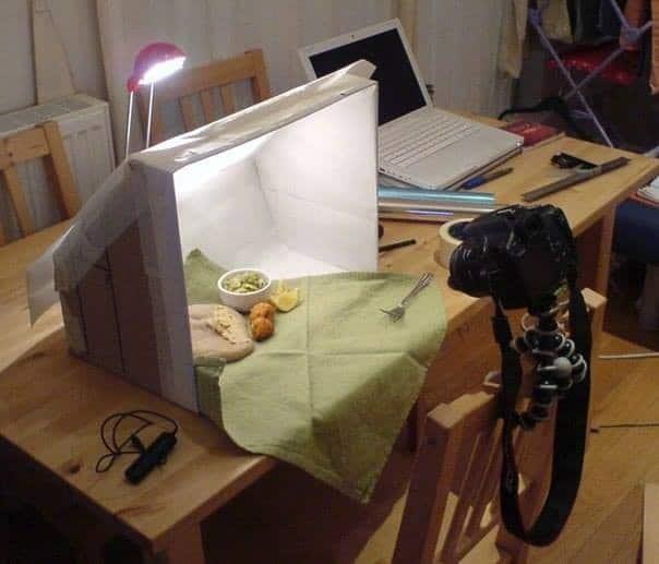 DomPelenPomyslow.pl Jak robić zdjęcia potrawom na bloga bez profesjonalnego sprzętu