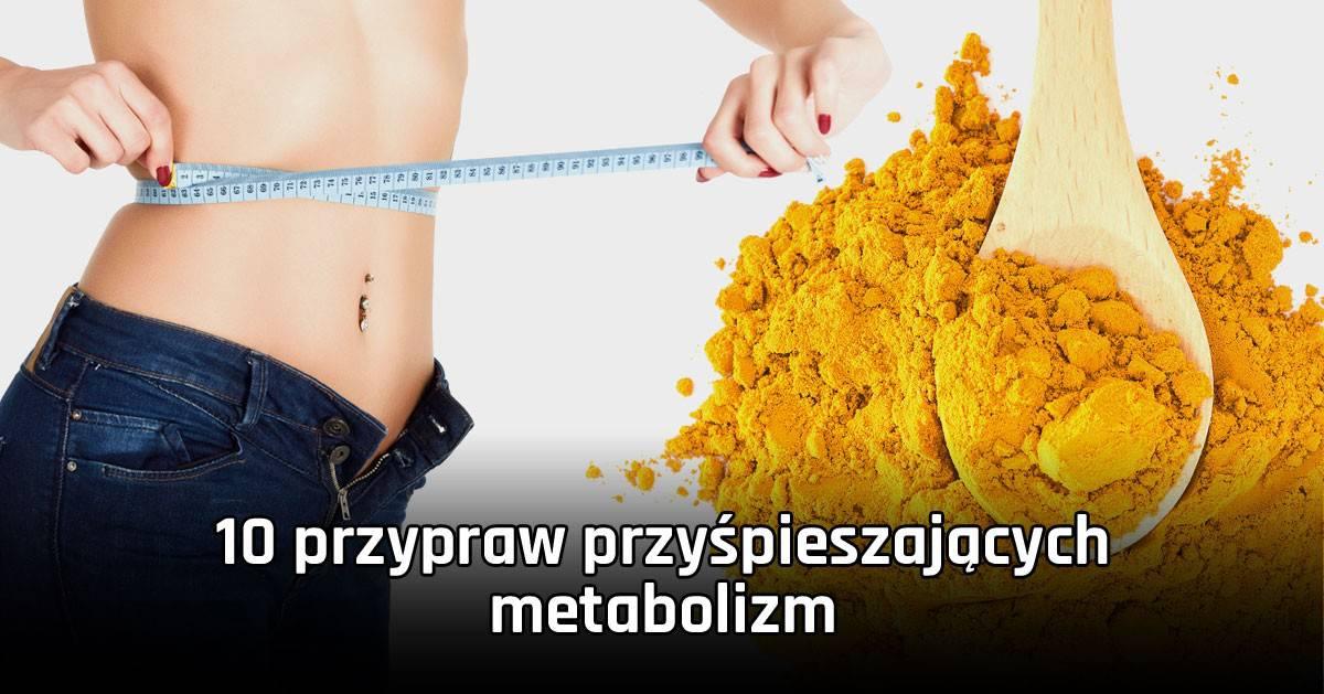 10 przypraw, które poprawią metabolizm i pozwolą szybciej schudnąć
