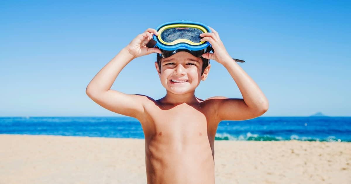 5 powodów, dla których nie powinnaś wystawiać dziecka na słońce!