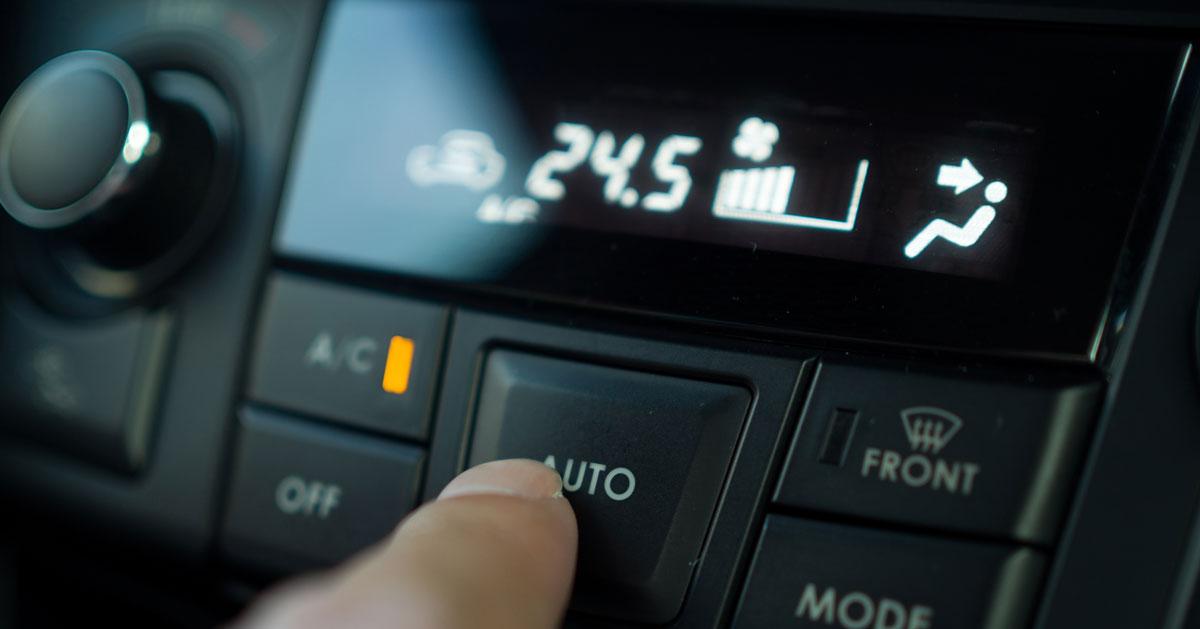 Co siedzi w klimatyzacji samochodowej? Może to zagrażać zdrowiu, a nawet życiu!