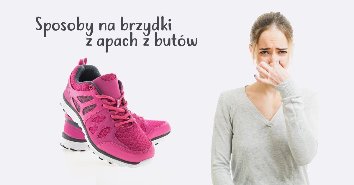 Jak pozbyć się nieprzyjemnego zapachu z butów – 5 SPOSOBÓW