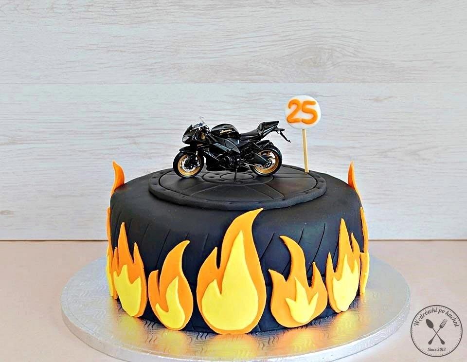 Tort motocyklisty