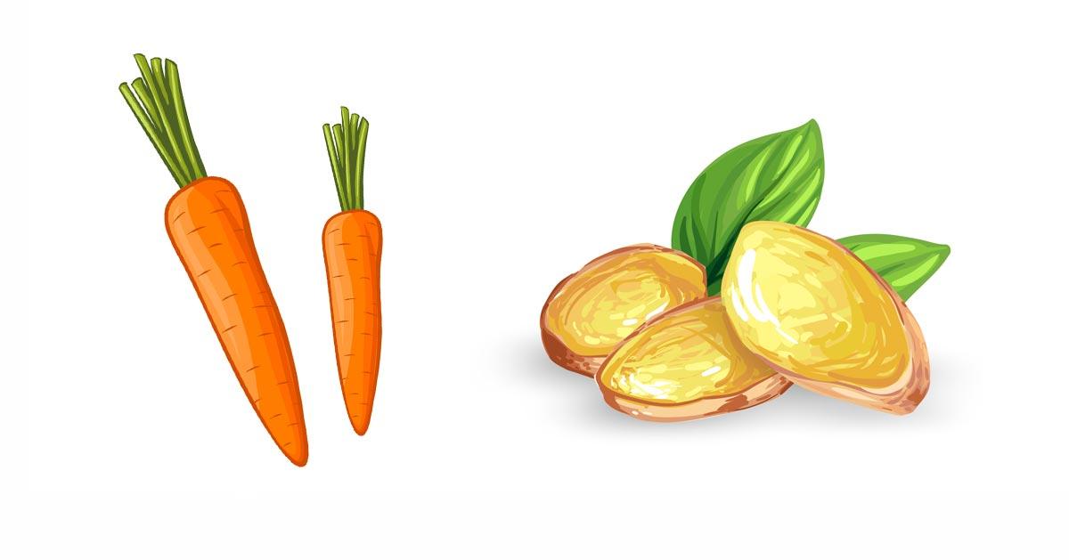Marchew z imbirem – dlaczego warto jeść je razem?