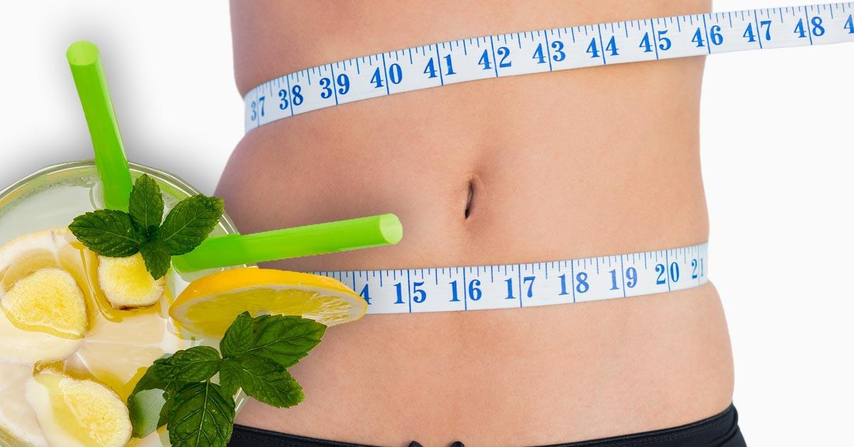 Przepis na szczupłą talię – mikstura, która przyśpieszy spalanie tłuszczu!