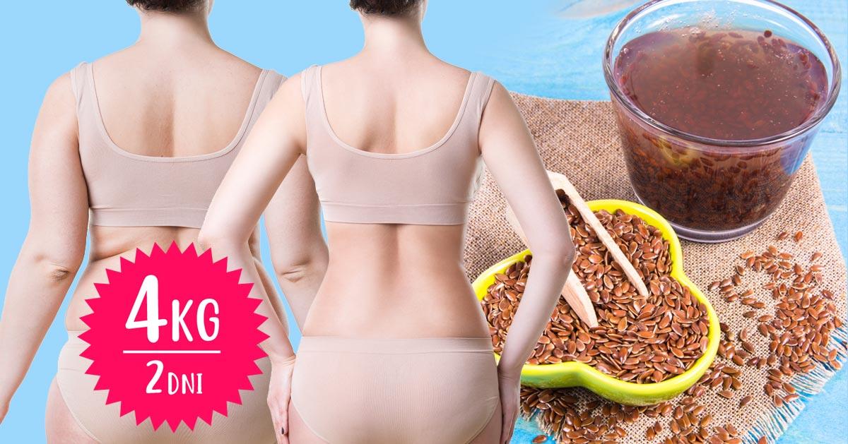 Wypróbuj dietę lnianą – 4 kg w 2 dni