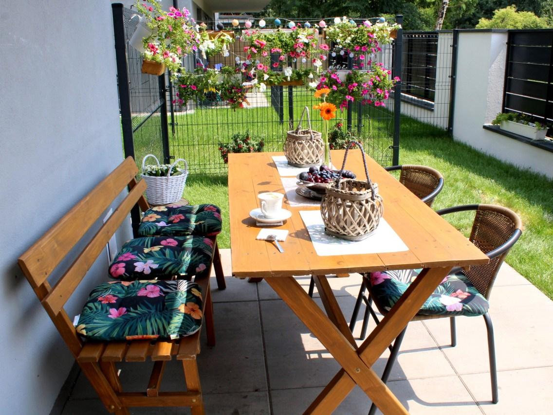 Meble ogrodowe DIY – wykonanie i impregnacja