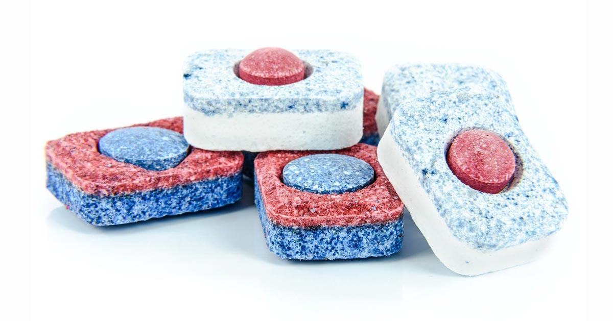 Jak zrobić tabletki do zmywarki
