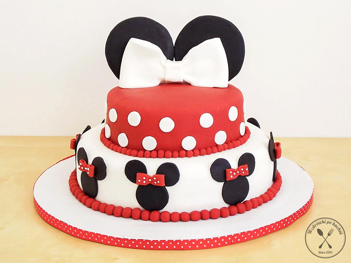 Tort Minni Mouse