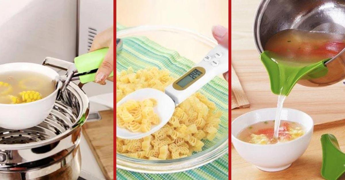 7 gadżetów do kuchni, które ułatwią Ci gotowanie
