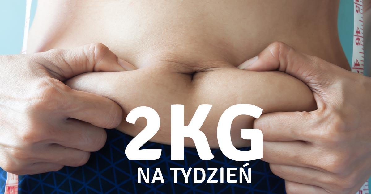 Ta mieszanka naturalnych składników pozwoli schudnąć Ci 2kg na tydzień!