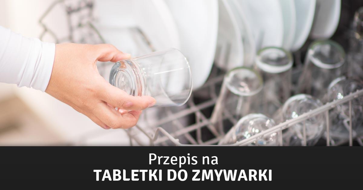 Jak zrobić tabletki do zmywarki? Wystarczy 5 składników!