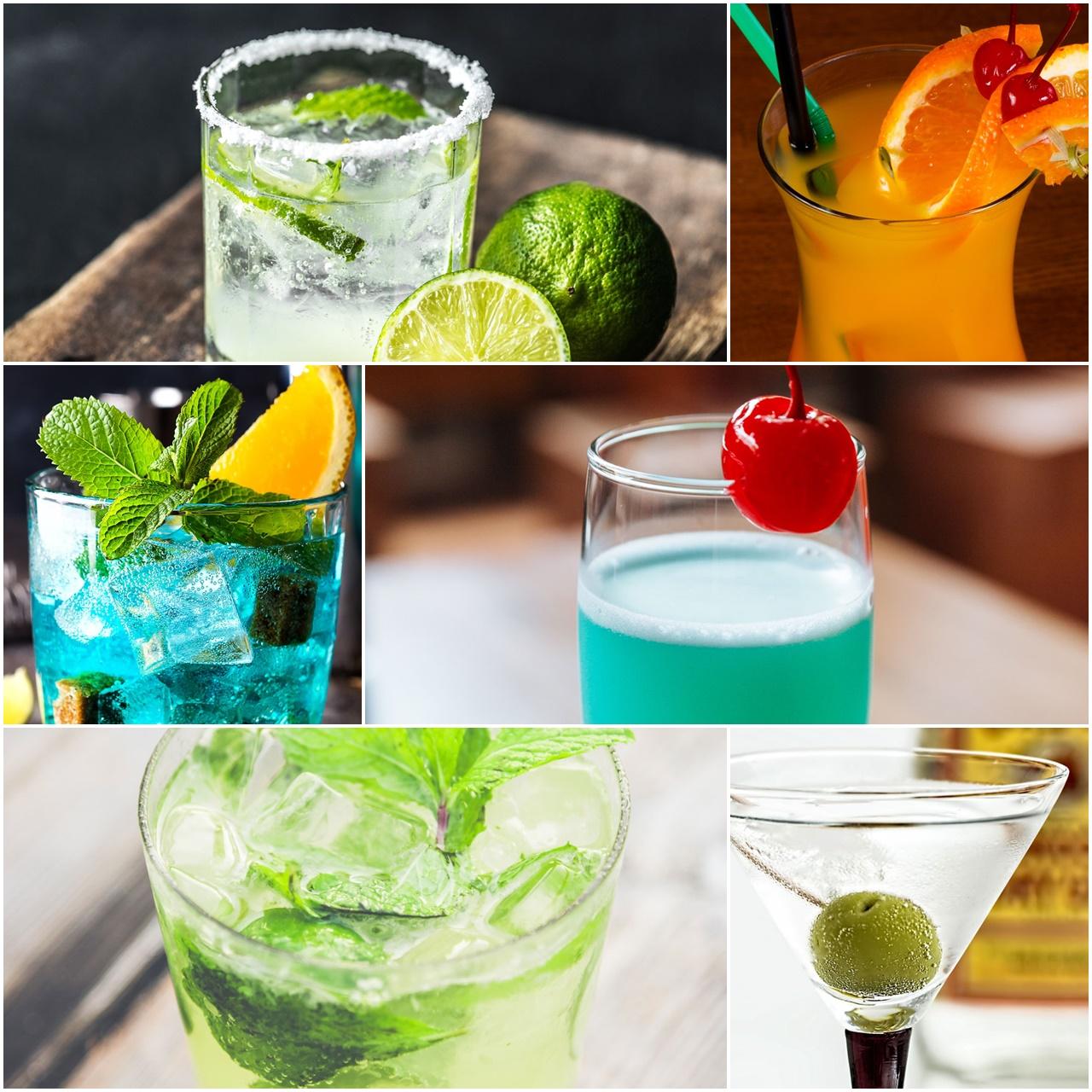 10 przepisów na drinki, które możesz przygotować na Sylwestra!