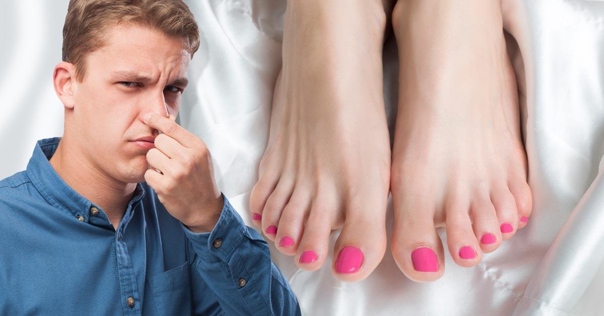 Dlaczego stopy śmierdzą i jak sobie z tym radzić