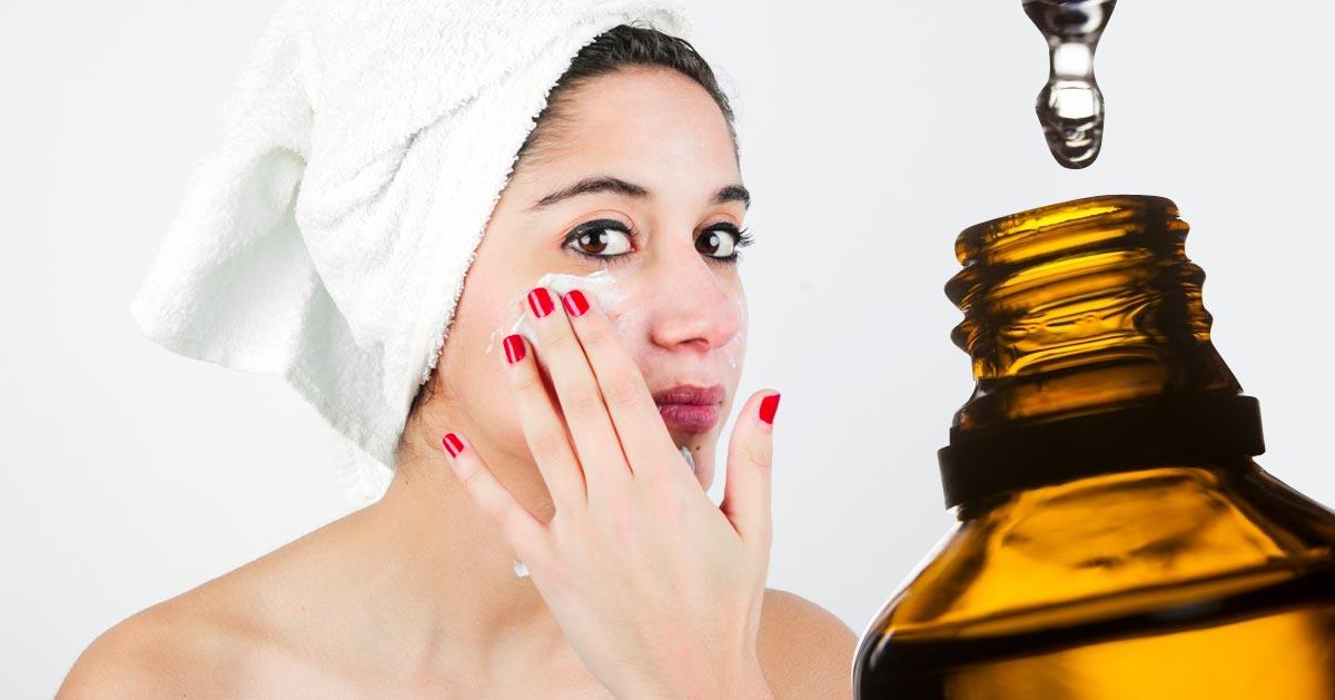 Zobacz jak przygotować olejek pod oczy, który redukuje cienie i opuchliznę