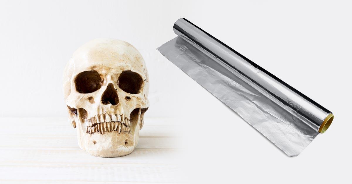 Zobacz dlaczego lepiej nie używać w kuchni folii aluminiowej!