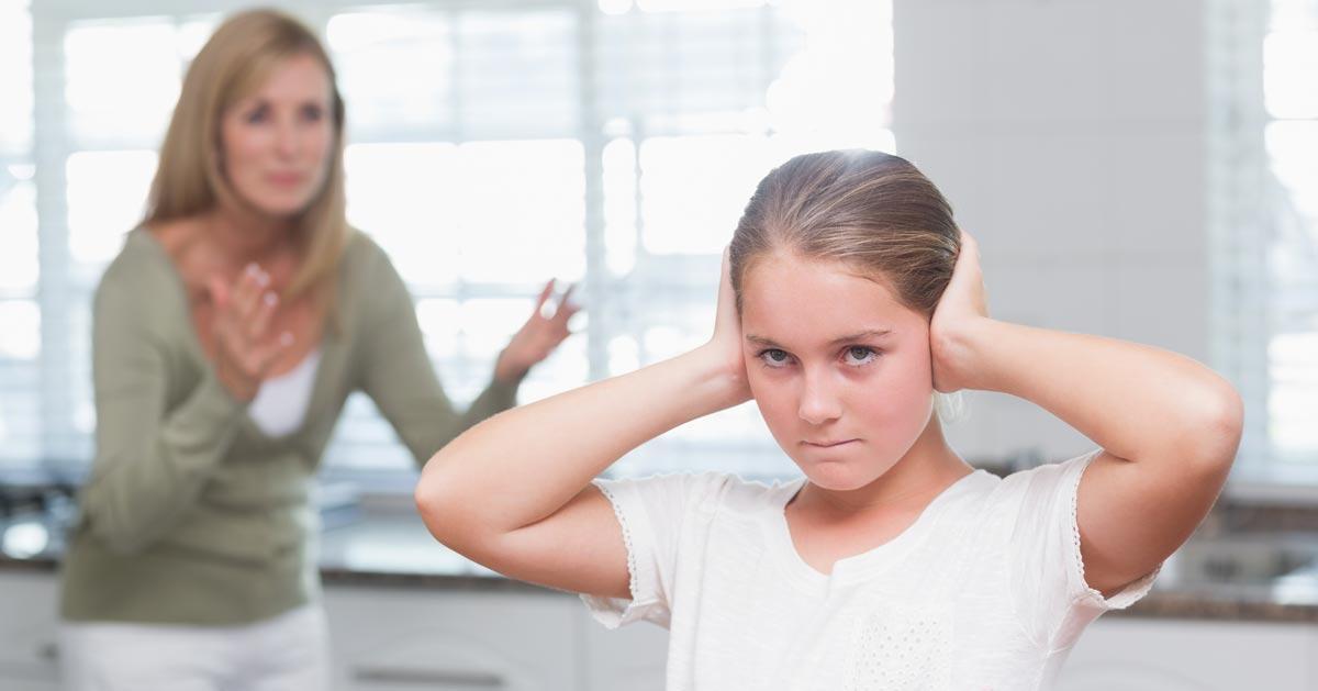 Zdarza Ci się krzyknąć na swoje dziecko? Oto rzecz, o której musisz pamiętać!