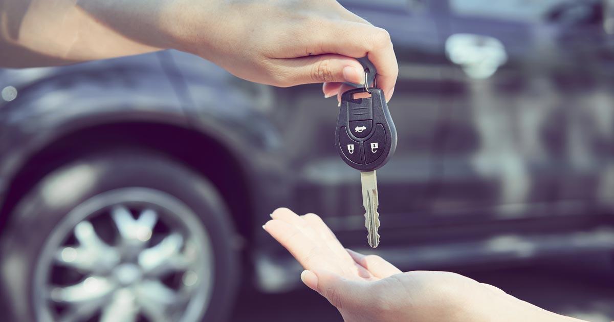 Jak zgłosić sprzedaż samochodu Gothaer