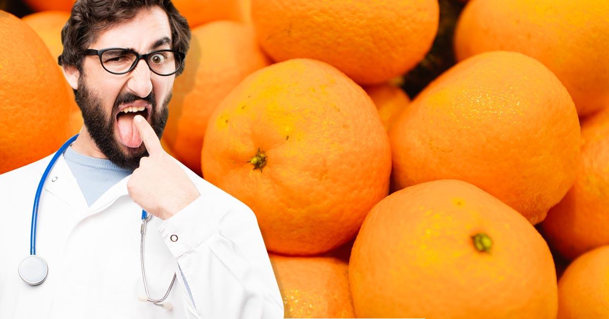 Lubisz mandarynki? Są one wśród owoców z największą ilością pestycydów. Nie jedz ich dopóki nie zrobisz tej jednej rzeczy!