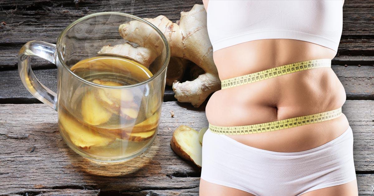 Jeden z najprostszych napojów, który pomaga schudnąć nawet 2.5kg tygodniowo!