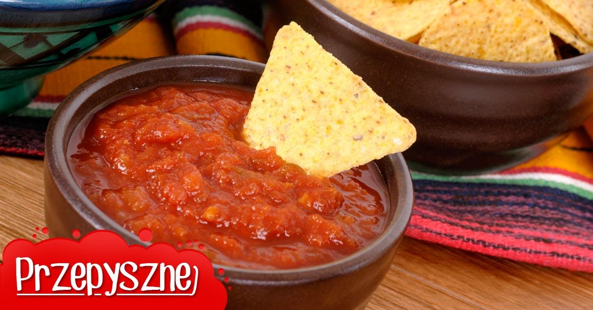 Przepis na dip do chipsów – pikantna salsa
