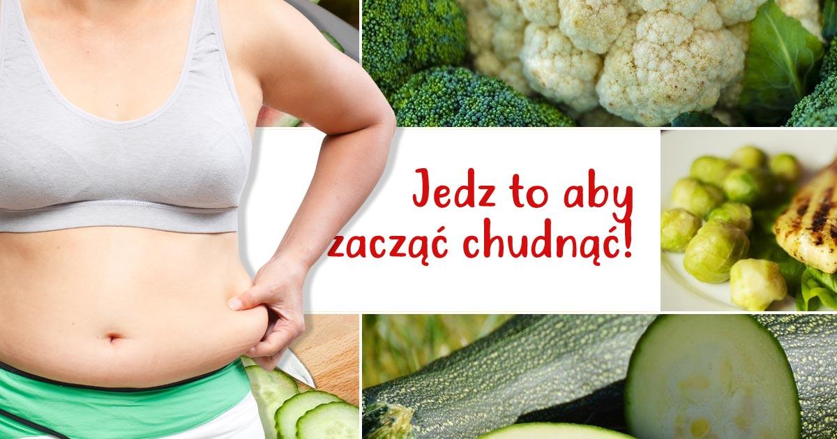 Chcesz schudnąć? Oto 8 produktów, które musisz zacząć jeść!