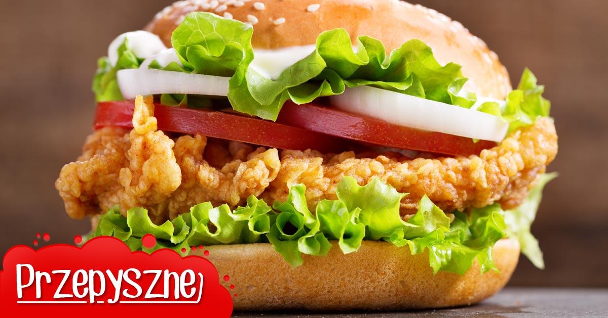 Przepis na szybkiego drobiowego burgera – przygotuj go na obiad!