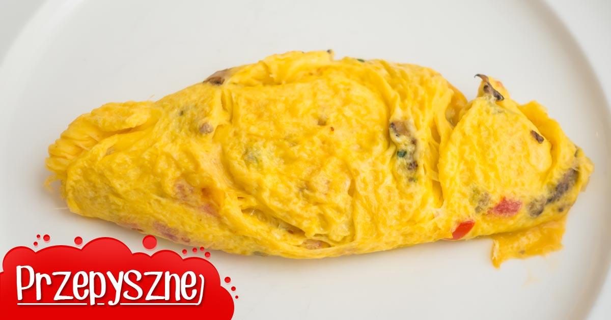 Jak zrobić doskonały omlet na śniadanie
