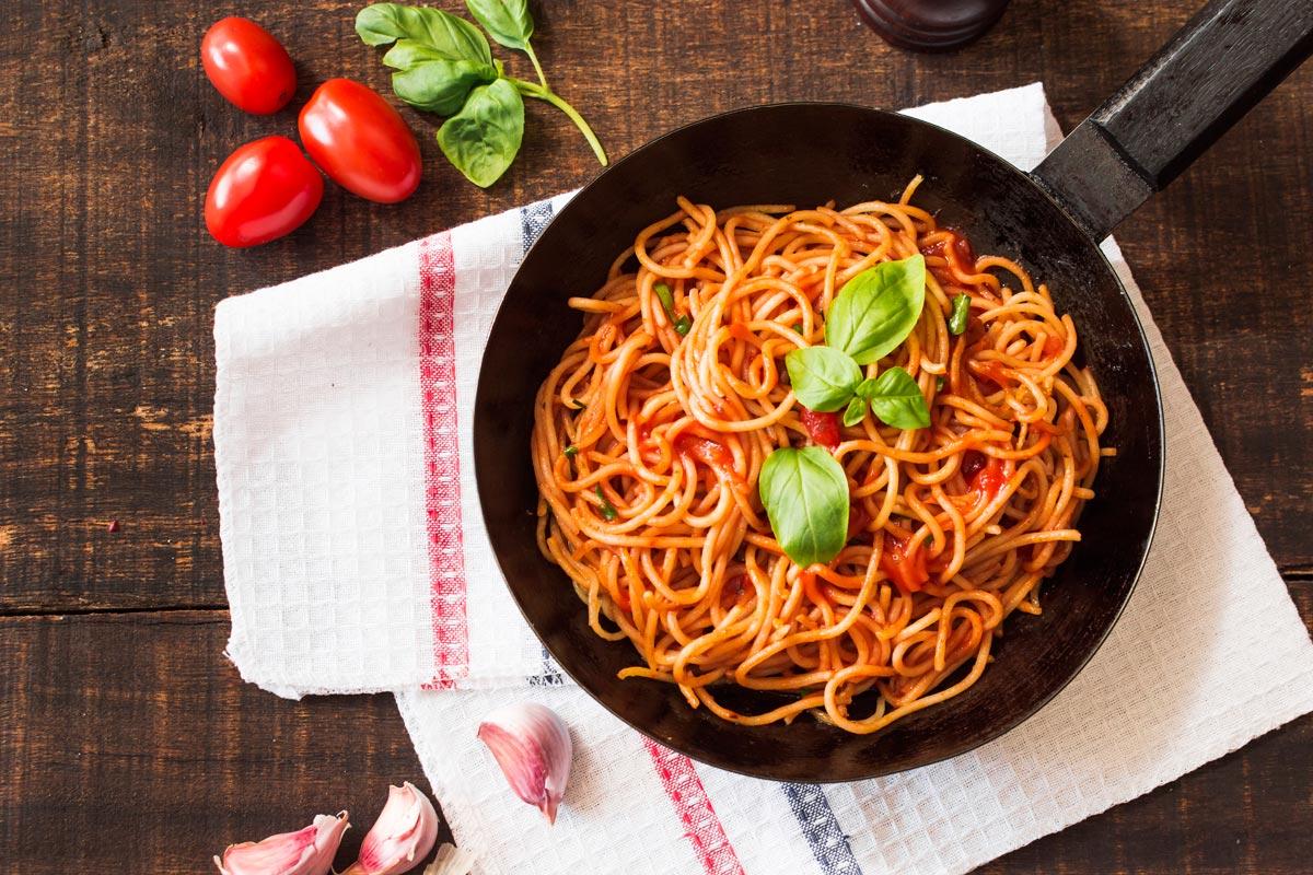 Przepis Na Proste Spaghetti Na Obiad Czyli Makaron Z Sosem