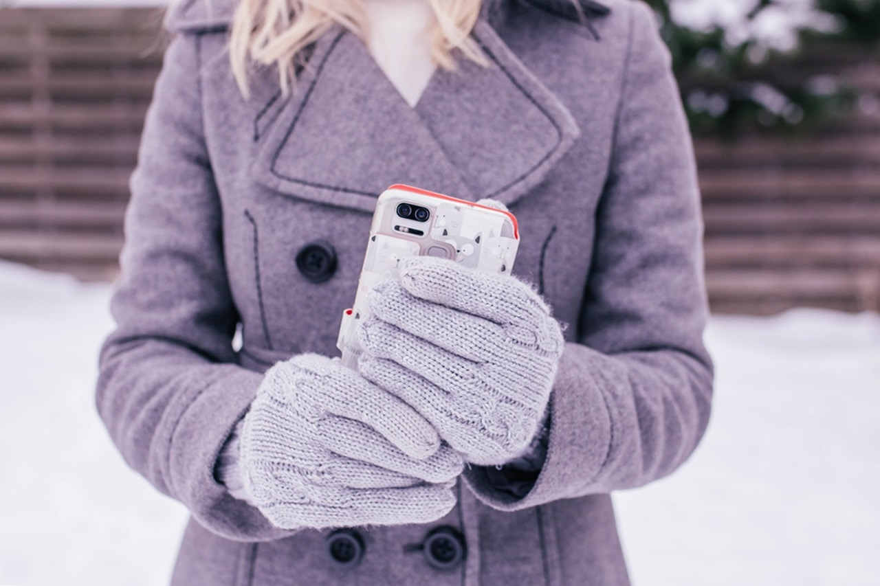 Rękawiczki dotykowe – jak zrobić?