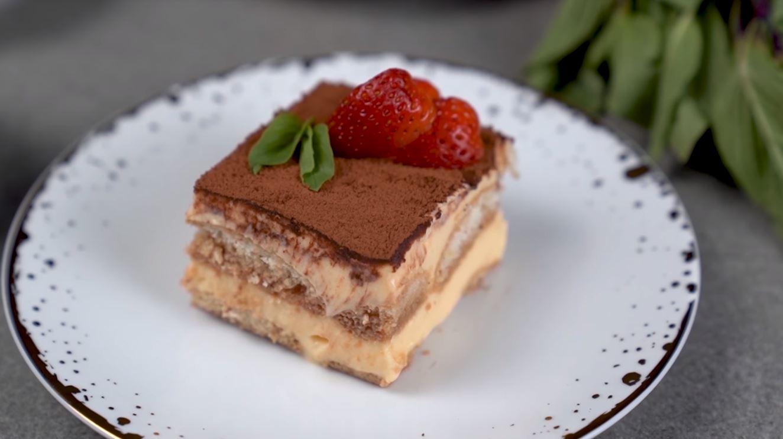 Przepis na Tiramisu według Fabryka Słodyczy