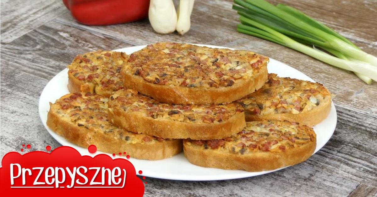 Te tosty są lepsze i pizza oraz błyskawiczne w przygotowaniu!