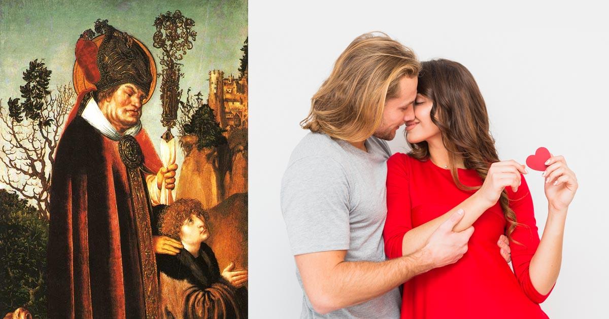 Dlaczego Święty Walenty to patron walentynek? Zobacz!