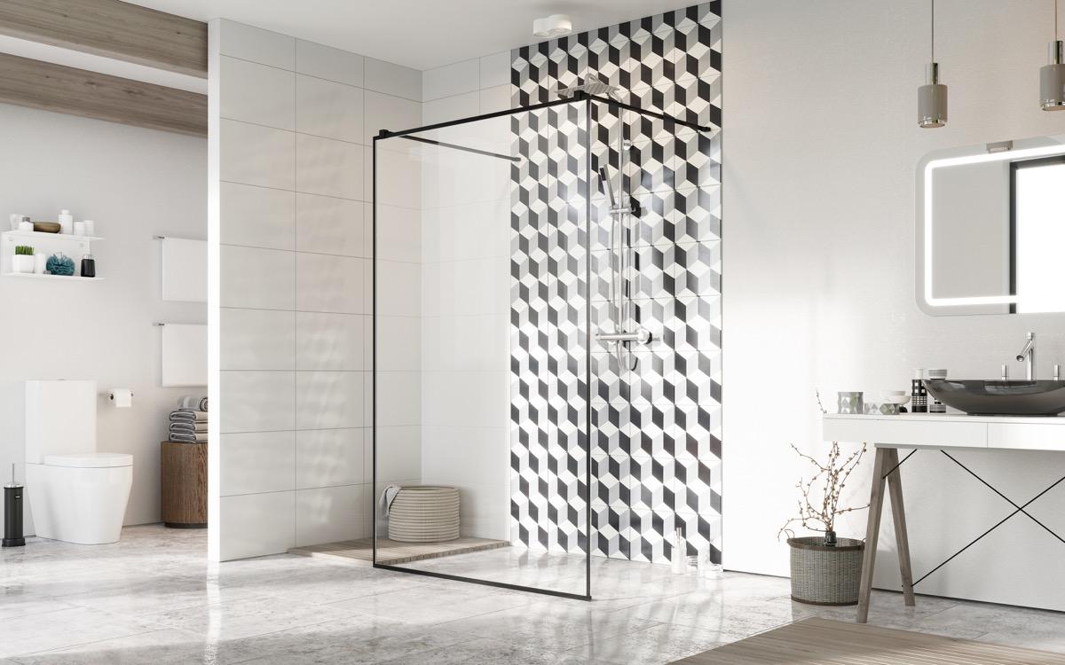Kabina prysznicowa – z brodzikiem czy bez?