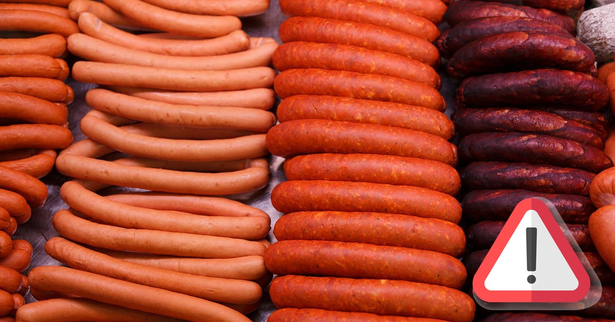 Salmonella w mięsie. GIS ostrzega przed kupnem tych produktów!