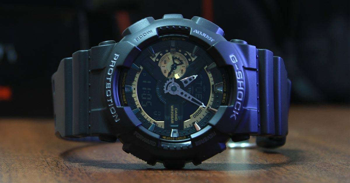Casio G-Shock – jak zmienić czas na letni