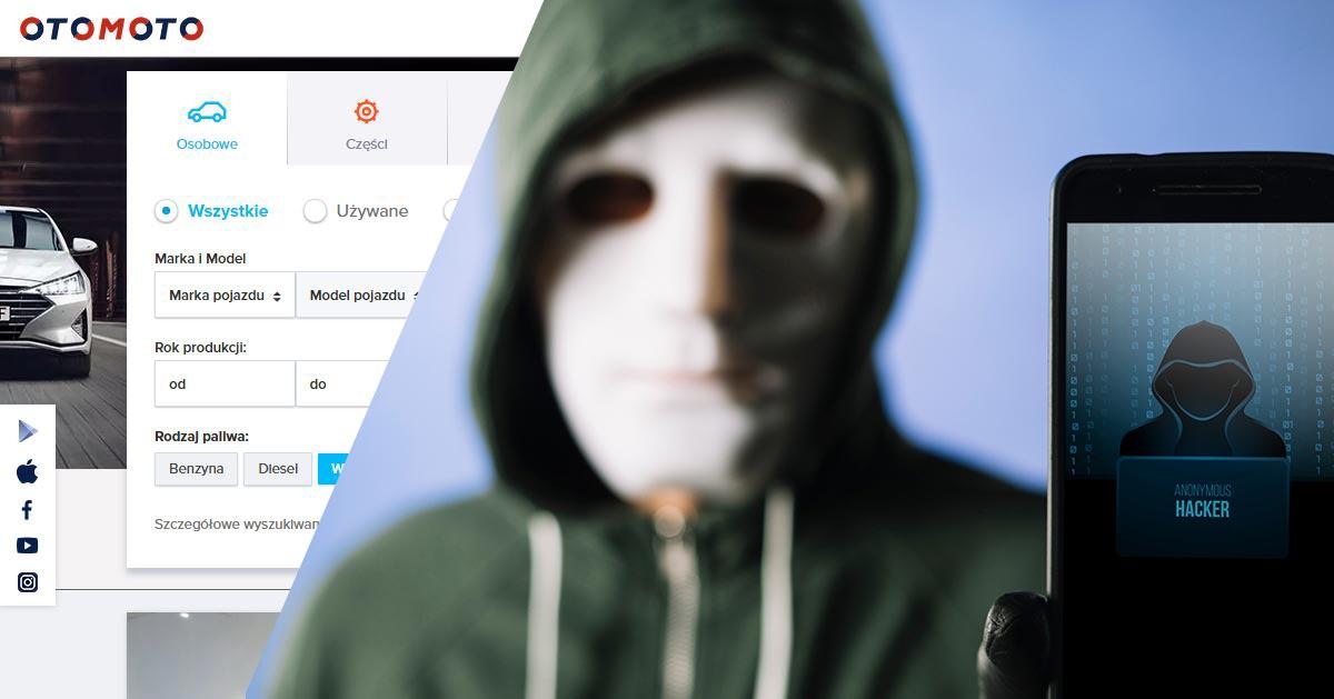 Uważaj na oszustów podszywających się pod OTOMOTO