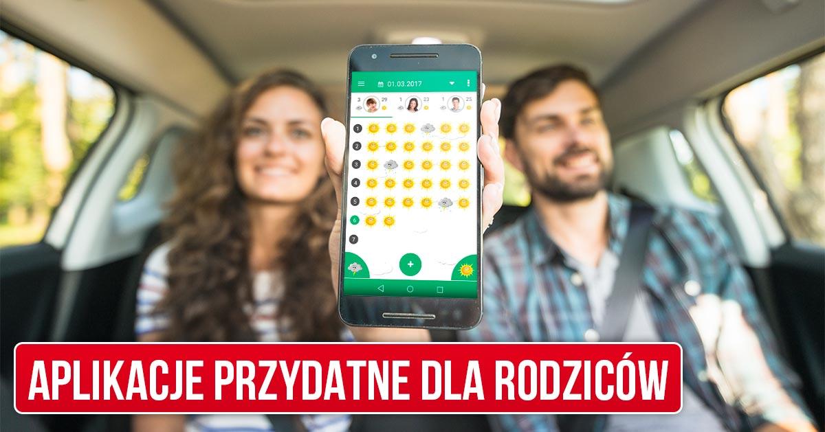 5 aplikacji na telefon, które przydadzą się każdemu rodzicowi