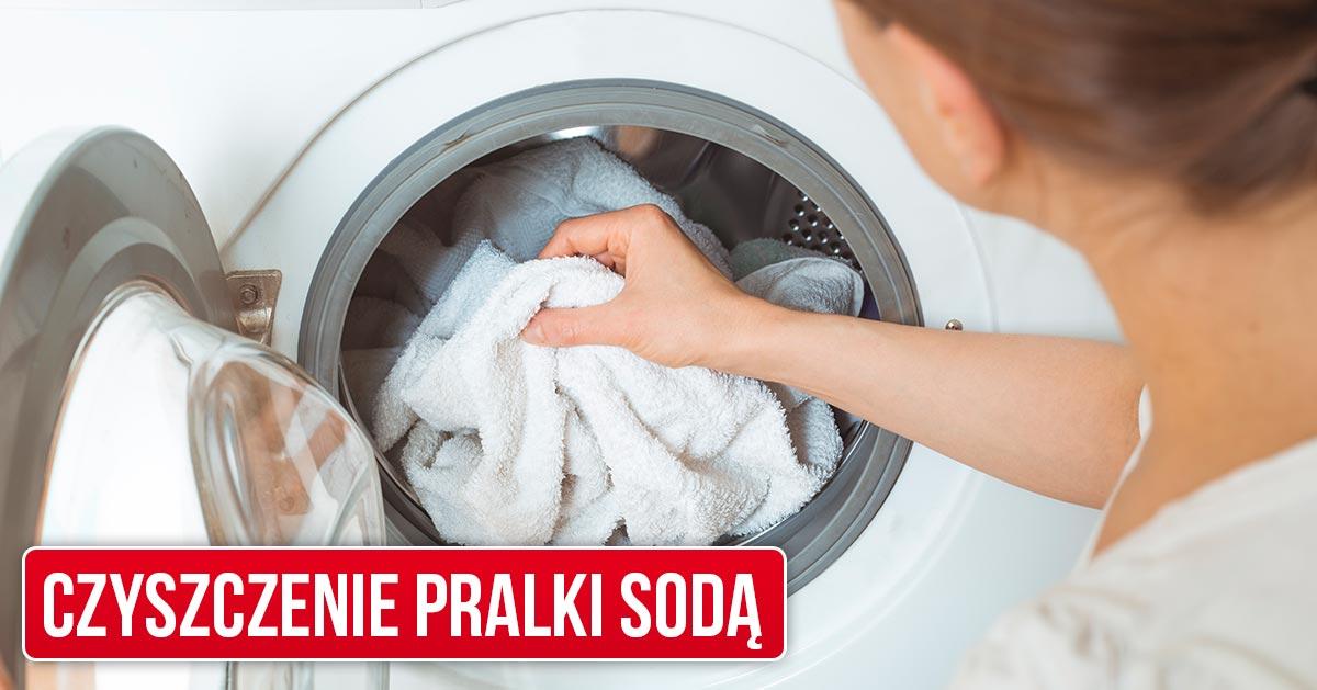 Czyszczenie pralki sodą oczyszczoną – jak to zrobić?