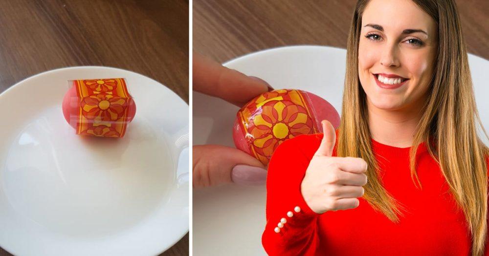 Termokurczliwe koszulki na jajka wielkanocne – jak je założyć bez gorącej wody!