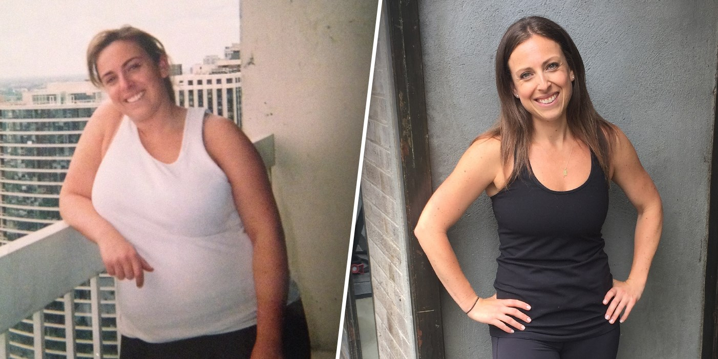 """Zasada """"50 procent"""" pozwoliła jej schudnąć 27 kg i utrzymać wagę! Wypróbuj ją sama."""