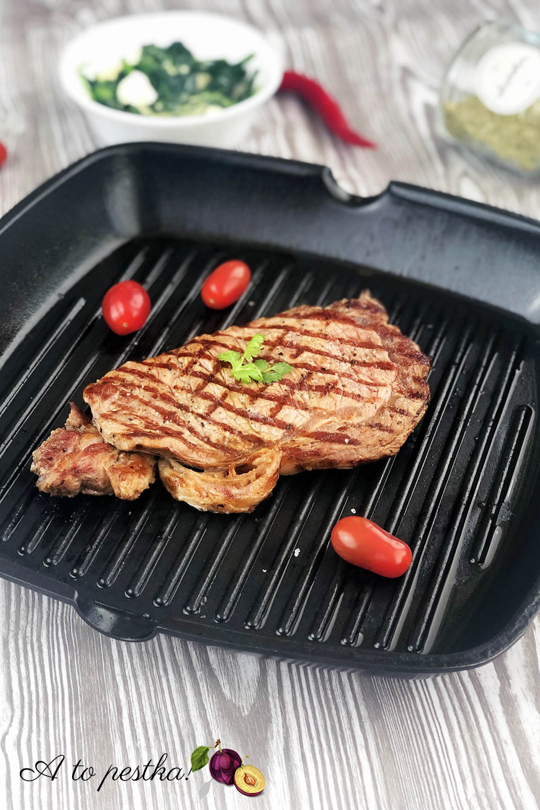Jak zrobić stek idealny? Zobacz prosty sposób!