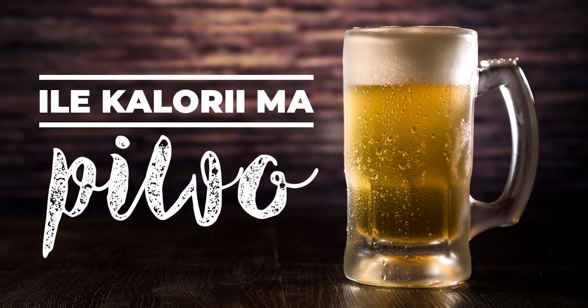 Jak dużo kalorii ma piwo?