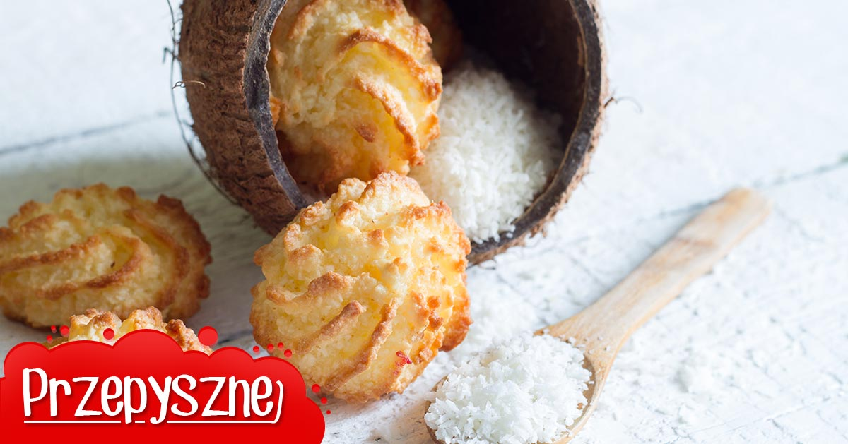 Przepis na kokosanki