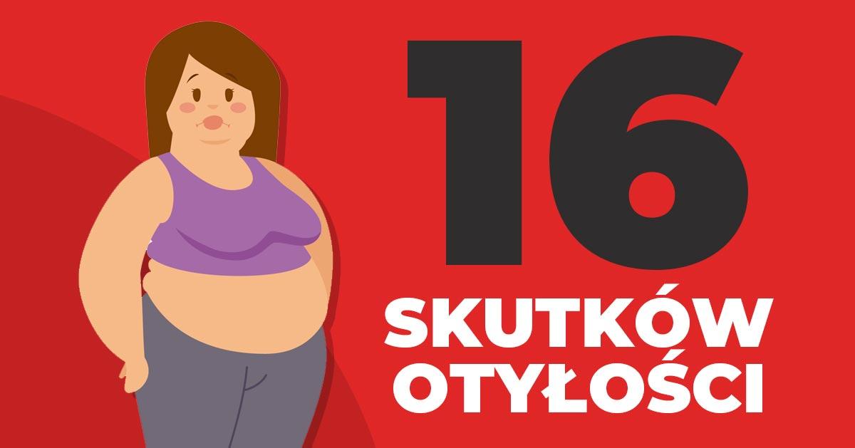 16 problemów, które pojawiają się wraz z otyłością!