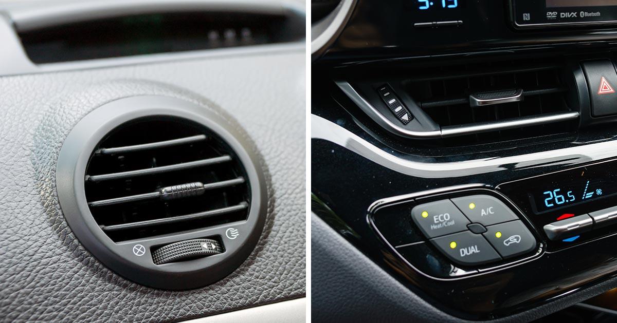 Te błędy najczęściej popełniamy korzystając z klimatyzacji w samochodzie