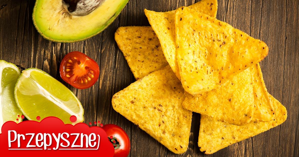 Przepis na chipsy z tortilli – bardzo aromatyczne!